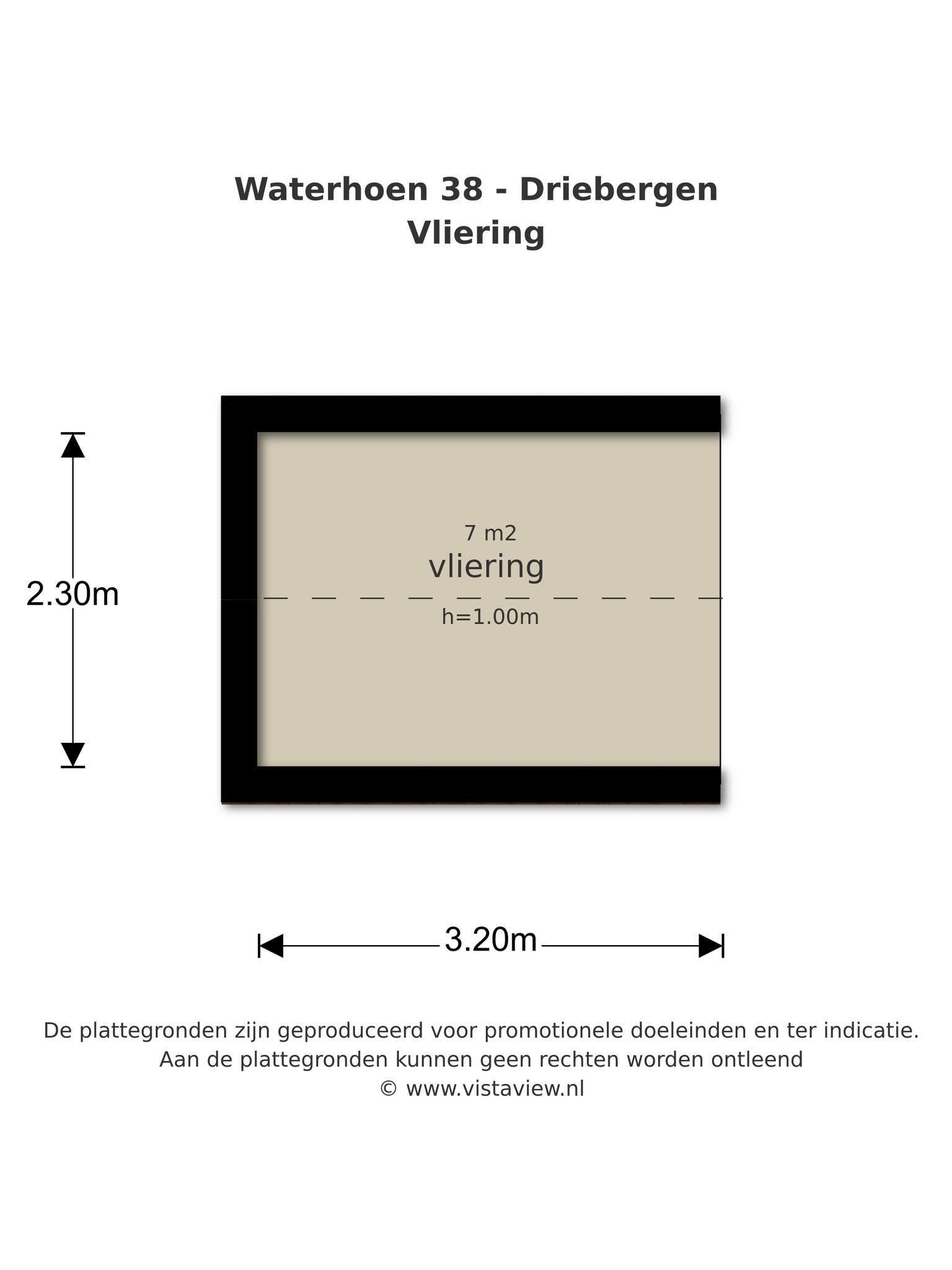 Plattegrond Waterhoen 38
